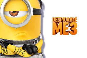 Minion Despicable Me 3 Wallpaper