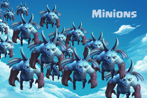 Minions Clash Of Clans