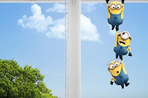 Minions Poster Wallpaper