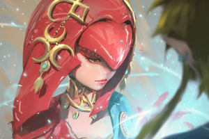 Mipha Wallpaper