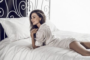 Miranda Kerr 2017 Photoshoot 4k Wallpaper