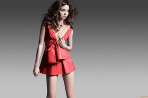 Miranda Kerr Curly Hair Wallpaper