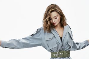 Miranda Kerr Harpers Bazaar 5k
