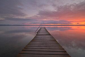 Mirror Dawn Sunset 5k Wallpaper