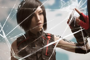 Mirrors Edge Catalyst Cosplay Faith Connors Girl