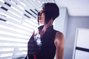 Mirrors Edge Catalyst Faith Connors Wallpaper