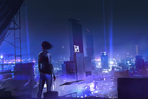 Mirrors Edge Catalyst Game 2019 4k