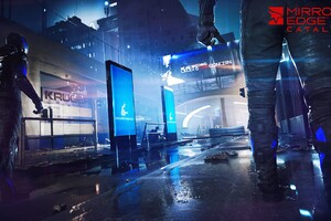 Mirrors Edge Catalyst HD Wallpaper