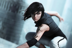 Mirrors Edge Catalyst Video Game 4k Wallpaper