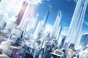 Mirrors Edge City Of Glass