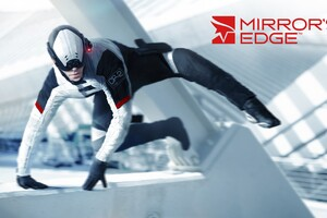 Mirrors Edge Game Police Wallpaper