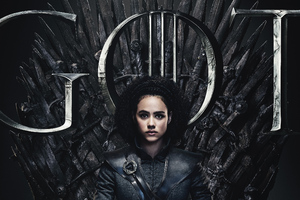 Missandei Game Of Thrones Season 8 Poster