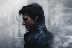 Mission Impossible 5 Wallpaper