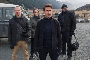Mission Impossible 6 Tom Cruise And The Cast
