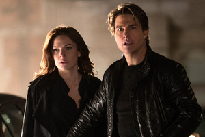 Mission Impossible 6 Tom Cruise Rebecca Ferguson