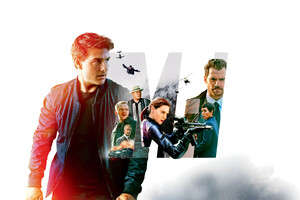 Mission Impossible Fallout 12k Poster