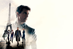 Mission Impossible Fallout Movie 12k