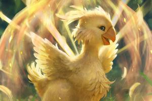 Mobius Final Fantasy Boko Bird