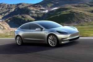 Model 3 Tesla Wallpaper