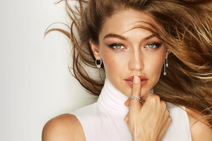 Model Gigi Hadid 2020 4k Wallpaper