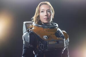 Molly Parker As Maureen Robinson Lost In Space 4k