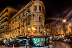 Monaco City France Wallpaper