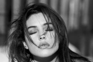 Monica Bellucci Monochrome