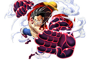 Monkey D Luffy One Piece