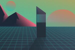 Monolith Outrun 4k
