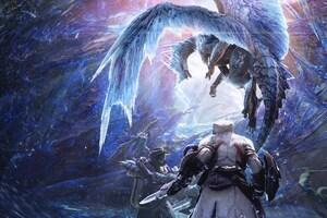 Monster Hunter World Iceborne Wallpaper