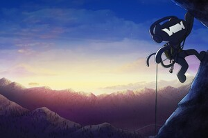 Monstercat Climbing Mountain Artistic