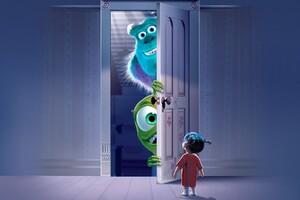 Monsters University Movie Wallpaper
