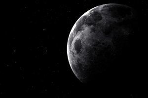 Moon 5k Wallpaper
