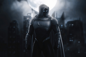 Moon Knight 4k 2020 Wallpaper