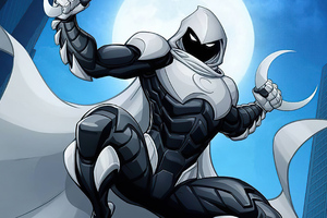 Moon Knight Artwork