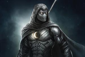 Moon Knight Fictional Superhero 4k Wallpaper