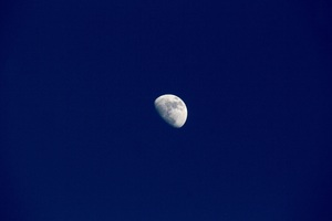 Moon Sky Astronomy 5k