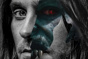 Morbius Jared Leto Wallpaper