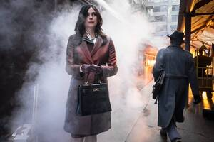 Morena Baccarin In Gotham 2016