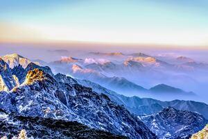Morning Blue Mountains 5k