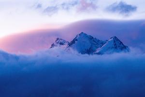 Morning Glory Sunrise Switzerland 5k