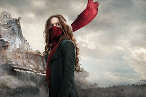 Mortal Engines 8k Wallpaper
