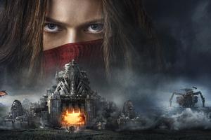 Mortal Engines Movie 8k Wallpaper