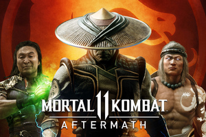Mortal Kombat 11 Aftermath 8k Wallpaper