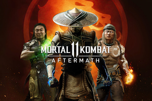 Mortal Kombat 11 Aftermath Game Wallpaper