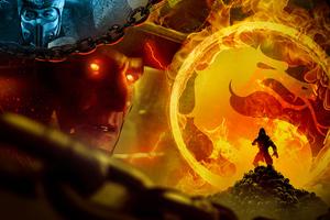 Mortal Kombat 11 Art 4k