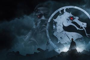 Mortal Kombat Arnold Schwarzenegger Wallpaper