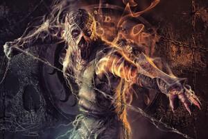 Mortal Kombat Fantasy Artwork 4k