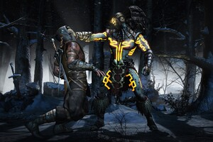 Mortal Kombat Kotal Scorpion Wallpaper