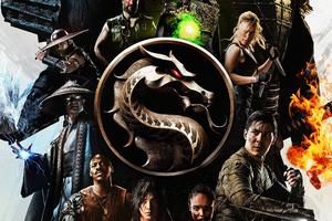 Mortal Kombat Movie 4k Wallpaper